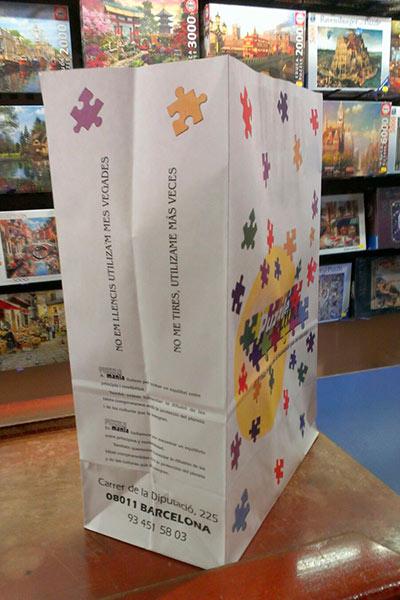 bfb38f663 Puzzlemania: Para llevar tus puzles ¡Nuevas bolsas! Blog de ...