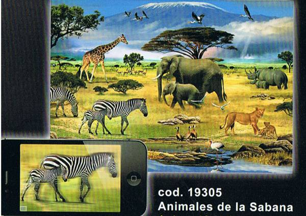 animales de la sabana africana para ni os imagui
